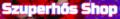 Szuperhős Shop logo